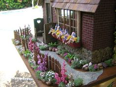miniatures landscape