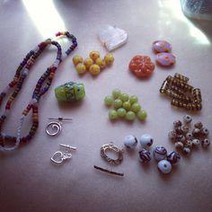 7th Bead Soup Blog Party Reveal Eye Kandy Jewellery & Design Liz Jones