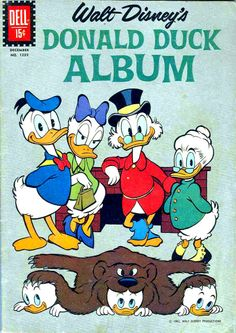 Carl Barks cover                                                                                                                                                                                 More