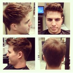 Jessica: Carlton Hair Westminster (714)892-7799 Mens haircut