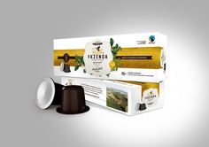 Fairtrade Coffee Capsules