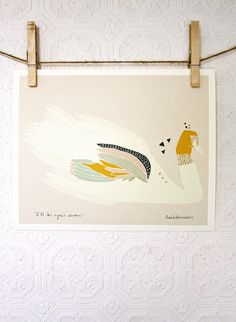 swanrevised by leahduncan, via Flickr