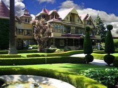Winchester Mansion / Mansion Mansion Mansions Architecture