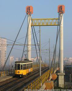 Ponti, Sissi, Public Transport, Locomotive, City, Pretty, Italia, Pictures, Cities