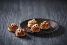 Kransekagekonfekt Griddle Pan, Baked Potato, Fondant, Latte, Muffin, Treats, Baking, Breakfast, Ethnic Recipes