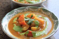 Kuerbis-Kartoffel-Curry