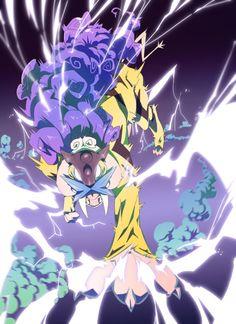 dog pokemon Fanart fan art electric electric type raikou Legendary Pokemon