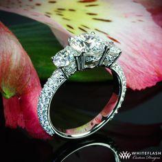 Big girls need big diamonds.  Elizabeth Taylor