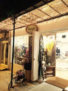 VINTAGE FORMENTERA  es Pujols Shop by night