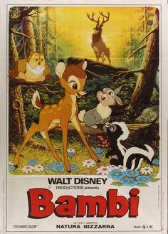 Bambi quinta edizione italiana 1982