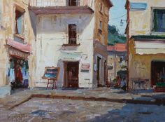 Amalfi Coast paintings by Bryan Mark Taylor (California) http://www.pacificedgegallery.com/pages/show.php?SID=79&Status=All&Size=All