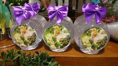 Garrafa personalizada com o tema Sininho Tinker Bell,  tudo coordenado pela mamãe da Valentina e festa realizada no Miniland buffet