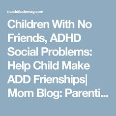 how to help my child with add