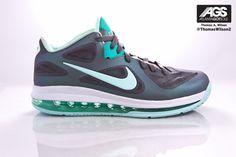 Nike LeBron 9 Low Easter