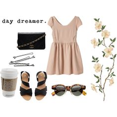 day dreamer. by chelsealyn on Polyvore