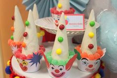 Circus/Carnival Birthday Party Ideas | Photo 4 of 21 | Catch My Party