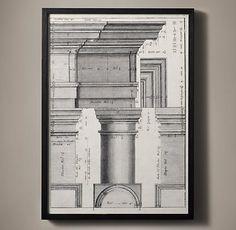 Framed Artwork | RH