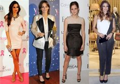 Ariadne Artiles Laura Ponte Emma Watson And Blanca Suarez Black And White And Pink Sparkle: The benefit parties, awards, inaugurations and international celebrations get all our attention this week at the All for Fashion, and unpredictably the best dressed are nothing more and nothing less than the Spanish.