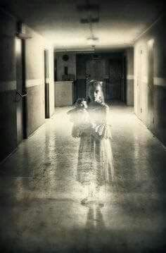 Come on in--it's time for Corpsegoddess' Graveyard Shift. On this page I'll be putting anything spooky, gothy, scary, eerie or ethereal that strikes my twisted fancy. Dark Side, Ghost Pictures, Ghost Pics, Halloween Pictures, All Pictures, Real Ghosts, Haunted Places, Haunted Hotel, White Photography