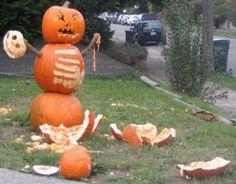 Inappropriate Halloween Pumpkins - Bizarre Jack-o-Lanterns - Parenting.com