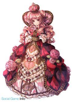 フィールズ、事前登録実施中の『タワー オブ プリンセス』のキャラクター紹介第3弾 楽しいことが大好きな不思議少女「アリス」を公開 | Social Game Info