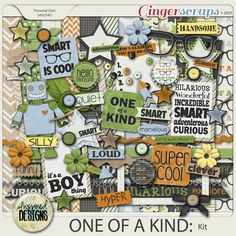 ONE OF A KIND: Kit