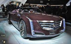 2014 Cars | 2014 Cadillac Ciel LA Show (2) | Sense The Car |2014-cadillac-ciel-la ...