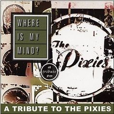 Where Is My Mind?: A Tribute to the Pixies - Various Artists on Colored LP