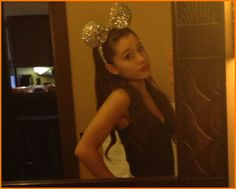 Ariana Grande And Frankie Grande Stay At The Animal Kingdom Lodge At Walt Disney World