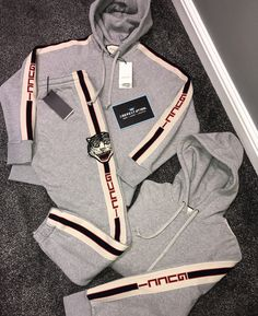Swag Outfits Men, Stylish Mens Outfits, Sporty Outfits, Dope Outfits, Gucci Sweat Suit, Suit Fashion, Mens Fashion, Indian Men Fashion, Well Dressed Men