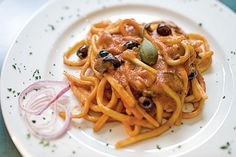 Pasta with Spicy Tomato-Beer Sauce