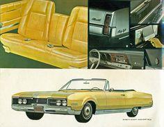 1967 Oldsmobile Ninety-Eight Convertible
