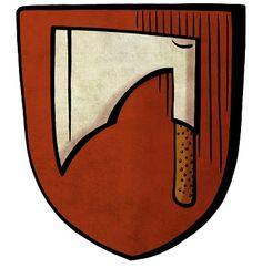 Zbiory stowarzyszenia Ratuj #Tenczyn wzbogaciły się o kolejny eksponat. Jest nim drewniana tarcza przedstawiająca herb Topór w wersji średniowiecznej. Topór był symbolem rodu rycerskiego któremu przewodzili Tęczyńscy.  http://www.malopolska24.pl/index.php/2015/10/tarcza-z-herbem-topor-kolejny-eksponat-stowarzyszenia-ratuj-tenczyn/