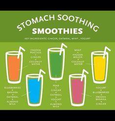 For when you got a tummy-ache!