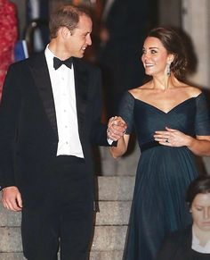Prince William and Kate Middleton's Cutest Moments - December 9, 2014  - from InStyle.com