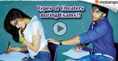 Watch this hilarious video about different types of cheaters one can find in exam hall! Click: http://www.mobango.com/cheater/?cid=1944728&catid=9&track=Q148X2147