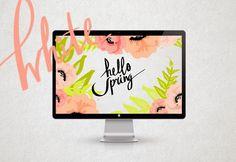 HELLO THERE SPRING! | Cocorrina