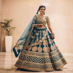 Wedding Indian Lehenga Bridal Fashion 67 Ideas For 2019 Indian Bridal Outfits, Indian Bridal Wear, Indian Dresses, Bridal Dresses, Indian Wear, Red Indian, Pakistani Bridal, Indian Lehenga, Sabyasachi Lehenga Bridal