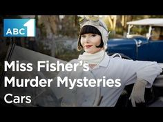Discover more about the beautiful vintage vehicles used in Miss Fisher's Murder Mysteries. #MissFisher #PhryneFisher #EssieDavis #car #cars #vintagecars #HispanoSuiza #AlfaRomeo #vintage #1920s #behindthescenes