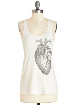 Wear your heart... wherever you want it!