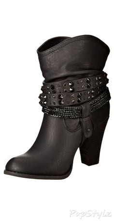 Not Rated Double Dip Harness Boot