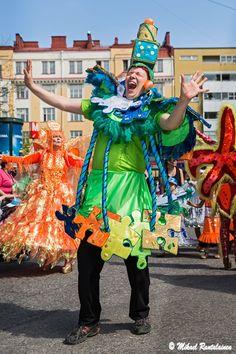 Kallio Kukkii festival, Helsinki, Finland