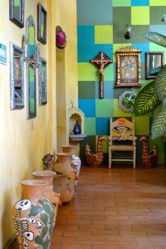 Oaxaca, Mexico style