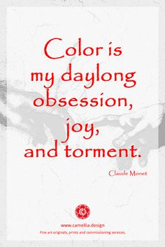 Inspiration from the artist Claude Monet . Graphic Illustration, Illustrations, Advice Quotes, Artist Life, Claude Monet, Cute Quotes, Helping Others, Masters, Truths