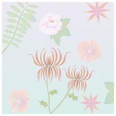#flower #illustration #pastels #flora #woman #graphic #design Pastels, Flora, Illustrations, Graphic Design, Woman, Illustration, Plants, Women, Visual Communication