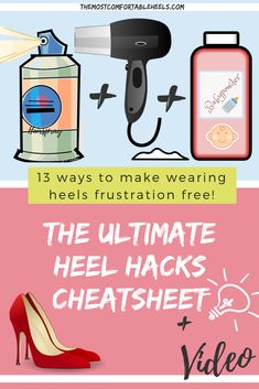 f7e2e89d4e0 13 Heel Hack   Tips To Make Your Heels The Most Comfortable!