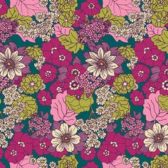 Dainty Daisies from Bungalow by Joel Dewberry