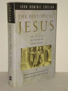 The Historical Jesus, The Life of a Mediterranean Jewish Peasant;  Biography