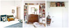Aprovecha los techos altos y ¡gana espacio para almacenar! #deco #decoracion #interiorismo #inspiracion #inspo #design