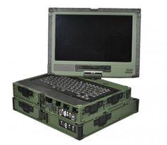 Image of Military Laptop Docking Station